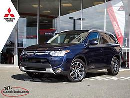 2015 Mitsubishi Outlander GT S-AWC N49 Edition - $165 B/w Taxes In!