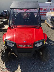 2013 Polaris Ranger RZR 170 and 2016 Polaris Outlaw 110 EFI