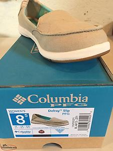 Columbia Canvas Casual Slip-on - Size 8.5