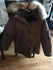 Non-Authentic Canada Goose
