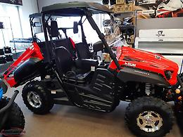 2020 Hisun 500 UTV with power steering