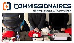 Emergency First Aid Course at Commissionaires NL Feb 19th