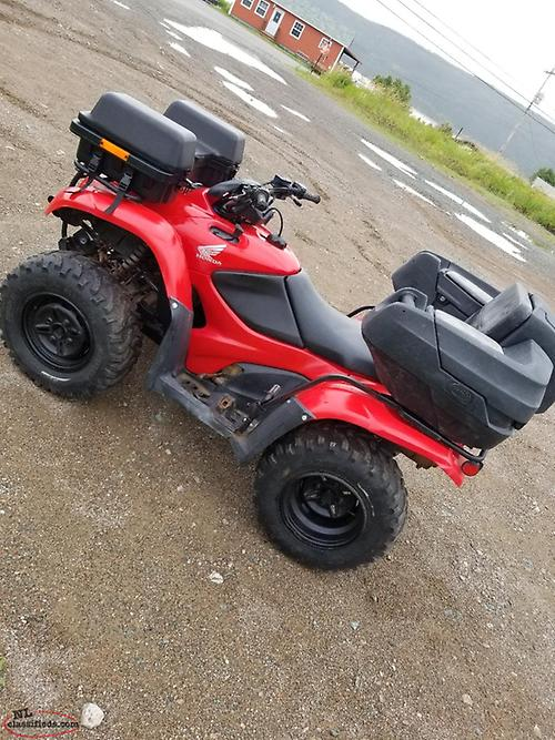New & Used Honda ATVs for Sale   NL Classifieds