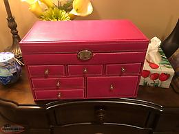Girls jewelry box for sale