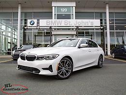 2019 BMW 3 Series $286 B/W Plus Tax
