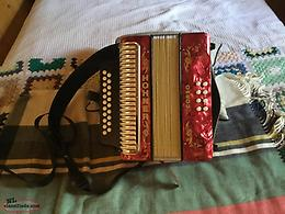 Hohner Corso Button Accordion