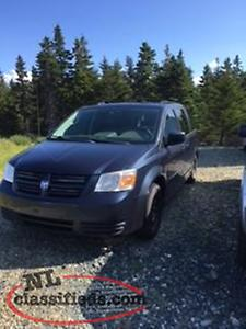 2008 dodge caravan for sale
