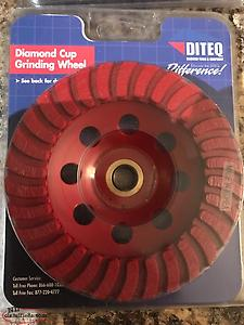 Diamond Cut Grinding Wheel