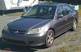 2005 Civic Si for parts