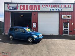 BUY HERE PAY HERE 2009 Chevrolet HHR 110Km, Auto, 4 Door, Loaded ! INSPECTED !