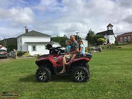 2016 Yamaha Grizzly 700 EPS Limited Edition.