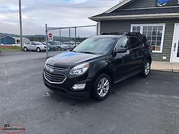 2016 Chev. Equinox LT AWD 87,000 km LOADED AND INSPECTED