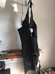 Motorcycle Leather Chaps For Sale!