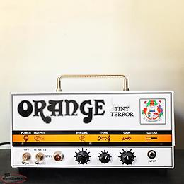 Orange Tiny Terror tube head ( and gig bag)