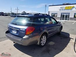 2007 outback low kms