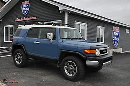 2012 TOYOTA FJ Cruiser 6spd Manual, INSPECTED, FINANCING - nlcarshop.com