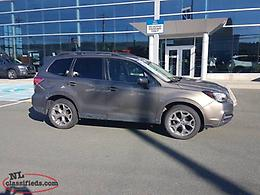 2017 Subaru Forester 2.5i Limited CVT- $265.57 B/W Tax In
