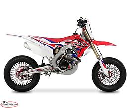 Looking For Supermoto Wheels To Fit A 2011 Crf250r