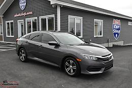 2016 Honda Civic LX 2.0L 6-spd manual, FINANCING, WARRANTY - nlcarshop.com