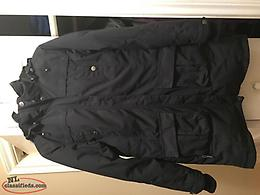 McKinley goose down winter coat (size L)
