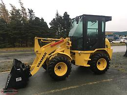 SALE ON ALL YANMAR WHEEL LOADERS. TAKE ADVANTAGE OF OUR 90 DAY NO PAY EVENT!!