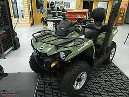 2019 Can-am Outlander Max 570 DPS - One Only!