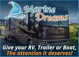 FULL SERVICE RV, TRAILER AND BOAT FACILITY
