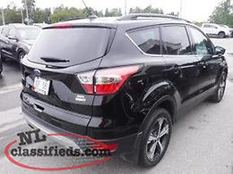 2018 Ford Escape SEL 4WD $219 B/W