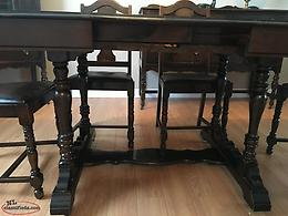 Antiques Dining Room set