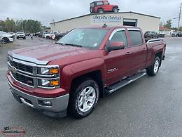 2015 Chevrolet Silverado LT Z71 Crew Cab True North 4X4