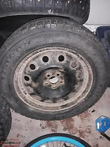 Subaru Forester Rims and Tires plus...