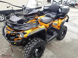 2016 Can Am Outlander Max 1000 R
