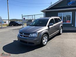2013 Dodge Journey FWD 72,000 km LOADED AND INSPECTED