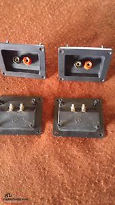 Speaker Cabinet Connectors