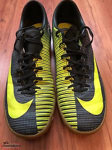 Nike Men's Mercurial Indoor Soccer Shoes