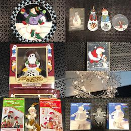 Christams Decor & Ornaments - Various Prices