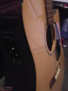 Acoustic/Electric. Guitar for sale