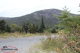 Land-Beachy Cove Brook & Hill as Your Backdrop! Lot#2