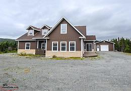 Executive Home In Long Harbour & 2 Acres Of Land!