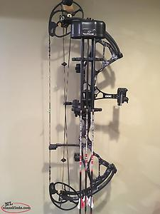 Bowtech Compound Hunting Bow