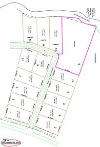 Executive Building Lots For Sale -Lewisporte