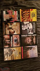 DVDs, blue ray and PS3 games - make an offer!