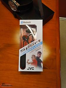 JVC wireless ear buds