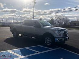 2016 Ford F150 4WD Supercrew