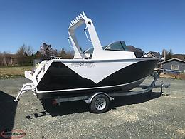2019 Oceancraft Dual Console 20ft
