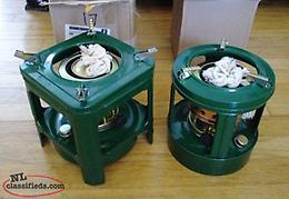 Kerosene Camping Stove - 2 different models.