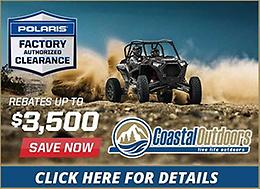 UPGRADE YOUR ADVENTURE with COASTAL OUTDOORS