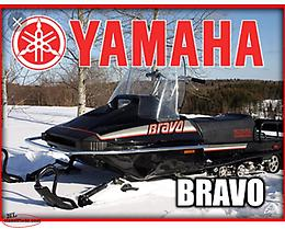 WANTED YAMAHA BRAVOS