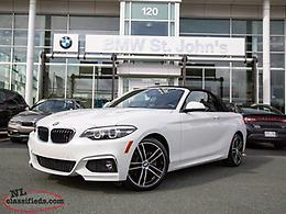 2018 BMW 2 Series $370 B/W Tax In