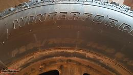 Ford F150 winter tires and rims